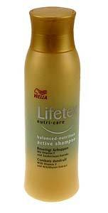 Lifetex Nutri Care - Szampon przeciwłupieżowy