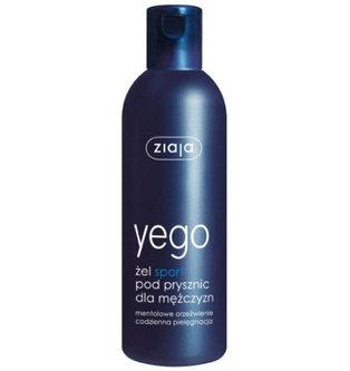 Yego - Sport - żel pod prysznic dla mężczyzn
