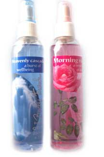 Body Fresh - Morning Rose - body spray