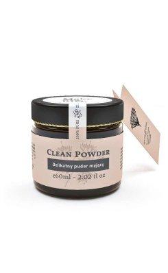 Clean Powder (Delikatny puder myjący)