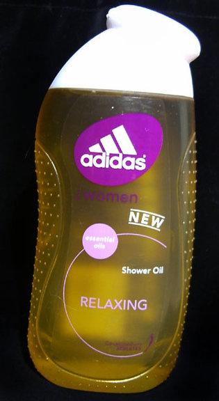 Adidas Women - Relaxing shower oil