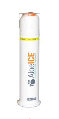 AloeICE - pasta do zębów z chlorofilem