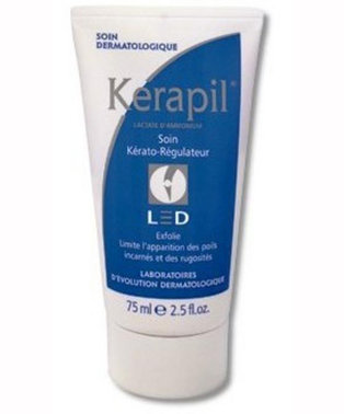 Kerapil - Preparat do pielęgnacji skóry depilowanej