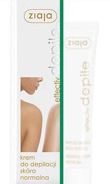Depile Effectiv - Krem do depilacji - skóra normalna