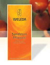 Pflegeöl - olejek pielęgnacyjny (Wildrosen, Sanddorn)