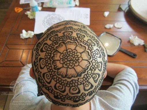 Tatuaże Z Henny Dla Chorych Na Raka Kafeteriapl