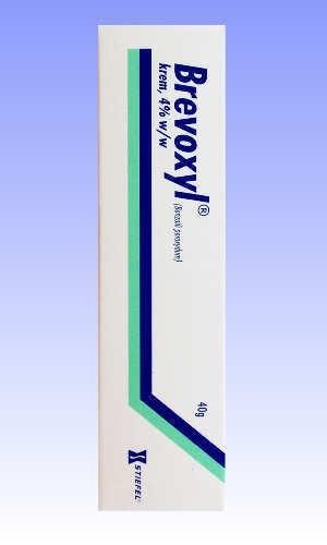 Brevoxyl - krem