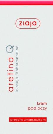 Aretina Q kuracja fitohormonalna - krem pod oczy przeciw zmarszczkom
