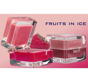 Fruits In Ice