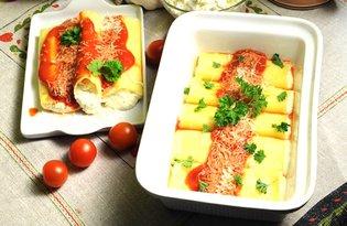 Cannelloni z serem