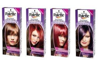 Palette Intensive Color Creme Radiance - farba do włosów