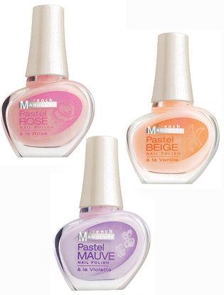 French Manicure - lakier