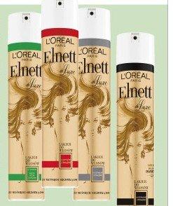 Elnett de Luxe - lakier do włosów