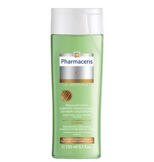 Pharmaceris H-Sebopurin - Specjalistyczny szampon normalizujący do skóry łojotokowej