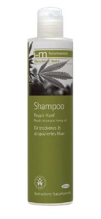 Repair Hanf - szampon regenerujący do włosów suchych i zniszczonych