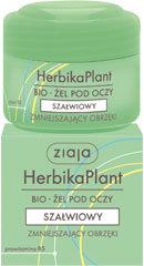 Herbika Plant - żel pod oczy z szałwią