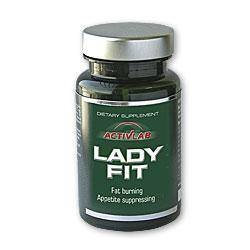 Lady Fit - suplement diety
