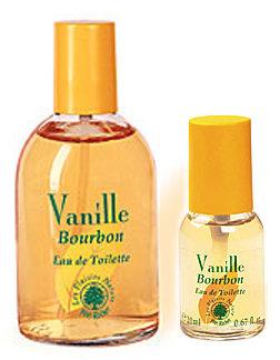 Plaisirs Nature Vanille Bourbon woda toaletowa o zapachu