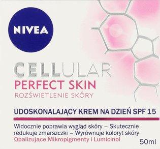 Cellular Perfect Skin- udoskonalający krem na dzień SPF 15
