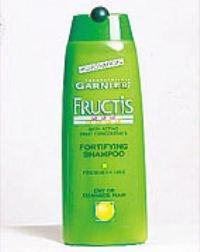 Fructis - Szampon wzmacniający włosy tłuste u nasady i suche na końcach