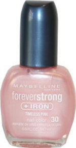 Forever Strong + Iron - lakier do paznokci