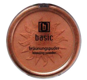 Basic - puder brązujący