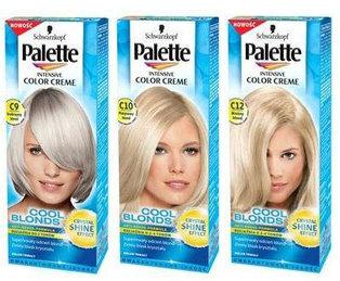 Palette Intensive Color Creme Cool Blonds - farba do włosów