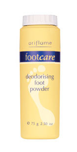 Foot Care - Deodorising Foot Powder - Dezodoryzujący talk do stóp
