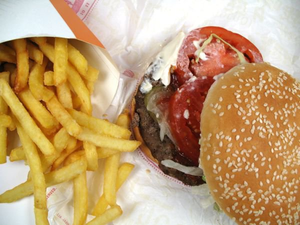 Fast foody to prawdziwy zabójca dla diety