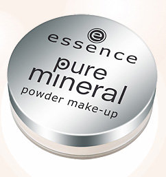 Pure Mineral Powder make-up - Puder mineralny