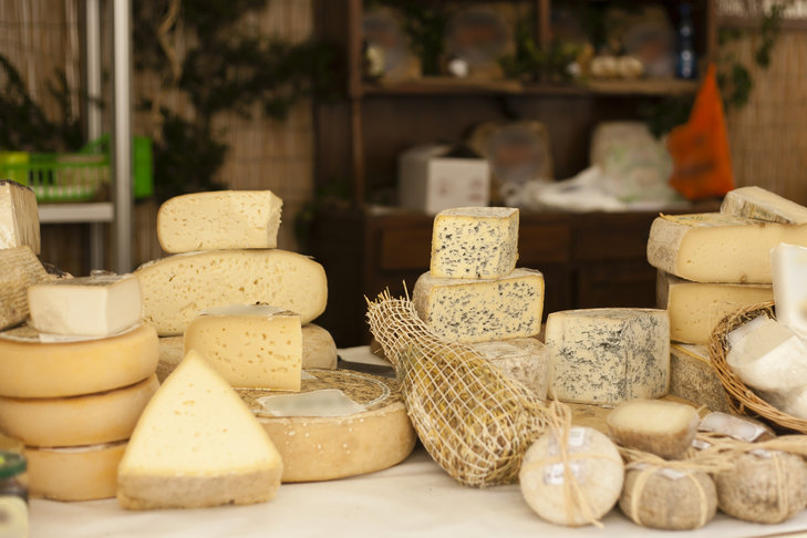 Czy ser jest zdrowy?