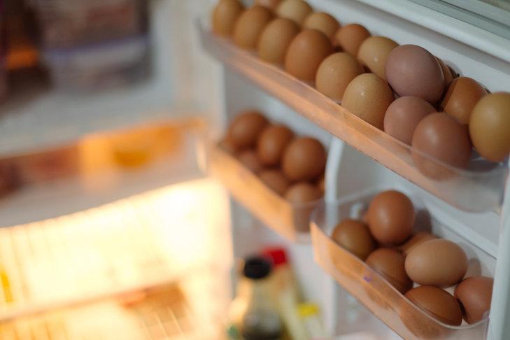Kiedy jajko jest świeże?
