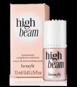 BeneFit, High Beam (Rozświetlacz do twarzy)