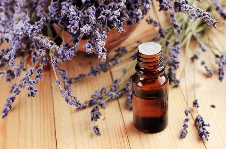 Olejek lawendowy z powodzeniem wykorzystasz w kosmetyce i domowej medycynie.