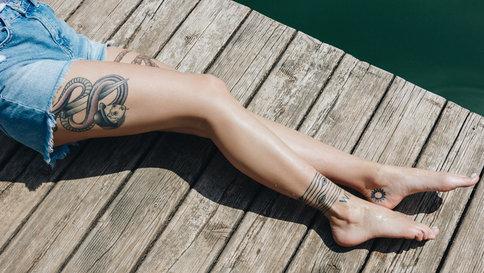 Czy Tatuaż Na Stopie Boli Kafeteriapl