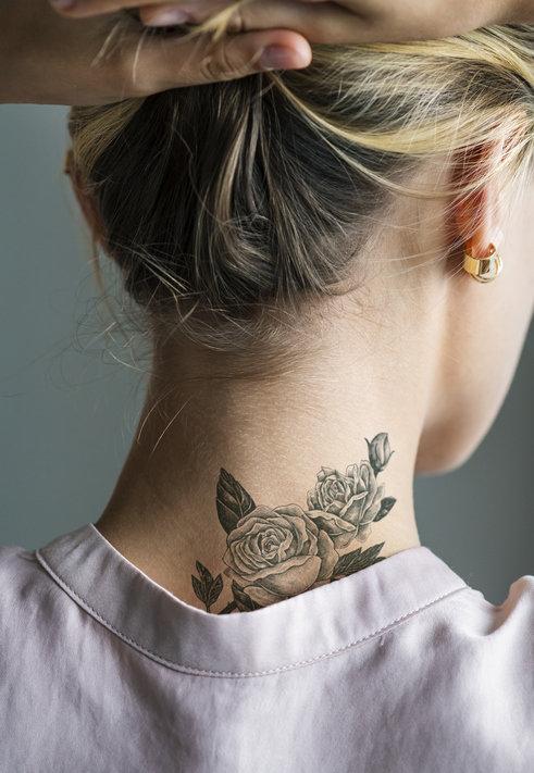 Kontrowersje Wokół Tatuażu Na Szyi Co Należy Wiedzieć Przed
