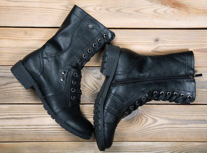 Buty zimowe damskie wykonane z wysokiej jakości materiału, posłużą ci na wiele sezonów.