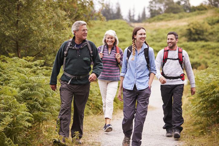 Spodnie trekkingowe są wygodne, funkcjonale i sprawdzą się w każdych warunkach.