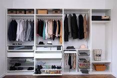 Garderoba do przedpokoju powinna być pojemna i funkcjonalna.