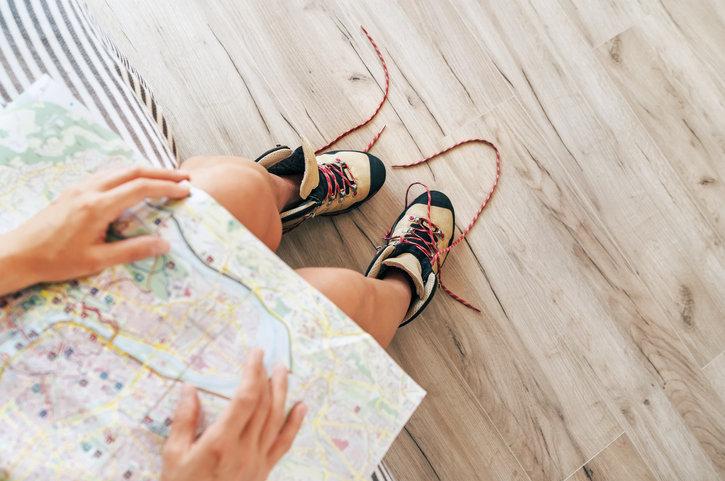 Trapery damskie to obuwie nie tylko na górskie wyprawy, ale także na codzienne jesienne spacery.