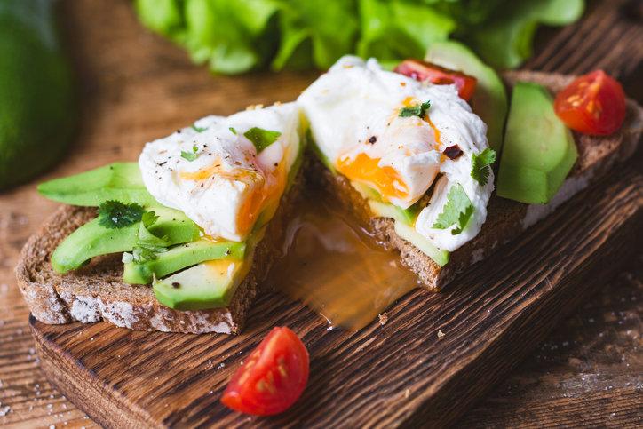 Fit śniadania są proste, smaczne i szybkie w przygotowaniu.