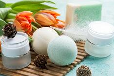 Kule do kąpieli są bardzo aromatyczne i pięknie się pienią.