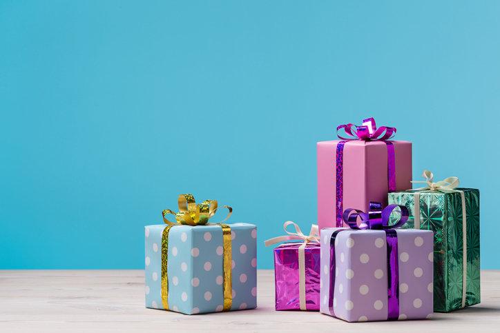 Prezenty na urodziny powinny być przemyślane i praktyczne.