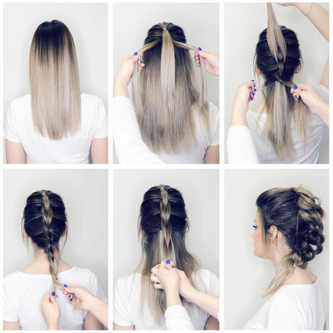 Proste I Efektowne Upięcia Długich Włosów Na Każdą Okazję