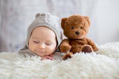 Czapki dla dziecka powinny być wygodne i przewiewne.