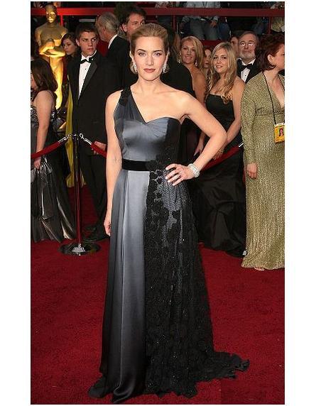 Kate Winslet podczas tegorocznej gali rozdania Oscarów