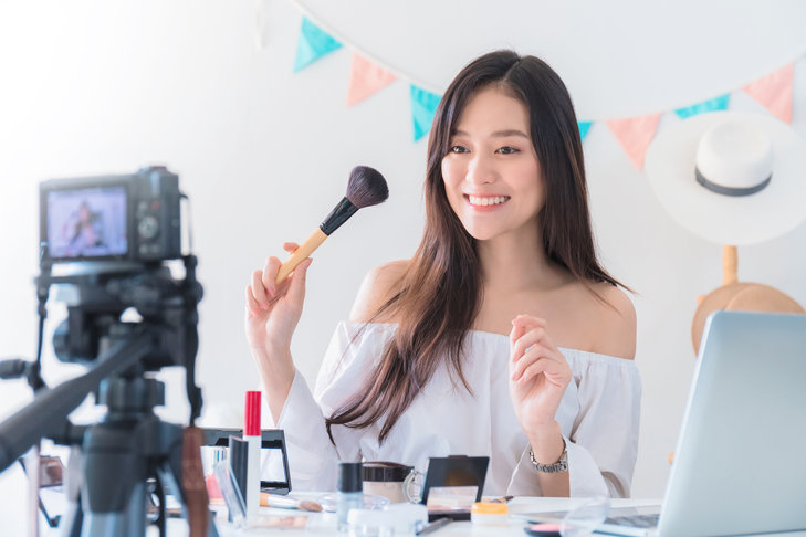 Koreańskie kosmetyki są środkiem do zachowania naturalnego piękna