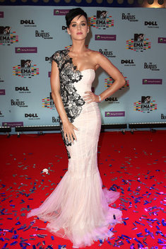 Katy Perry w sukni Marchesa