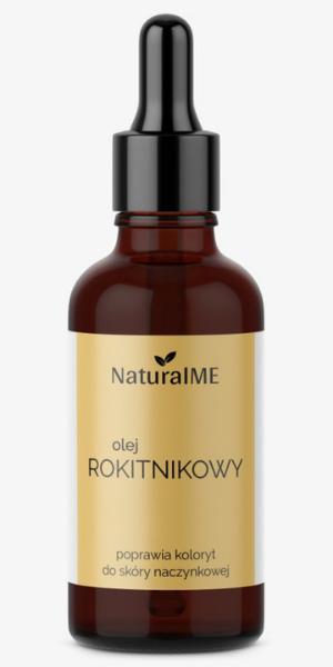 NaturalME, Olej rokitnikowy