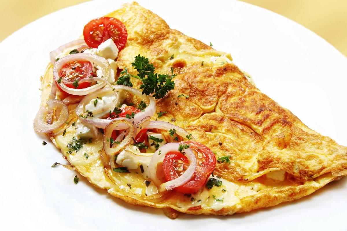 Sniadaniowa Propozycja Puszysty Omlet Kafeteria Pl